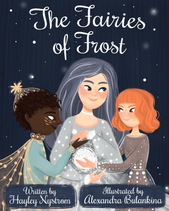 The Fairies of Frost Cover
